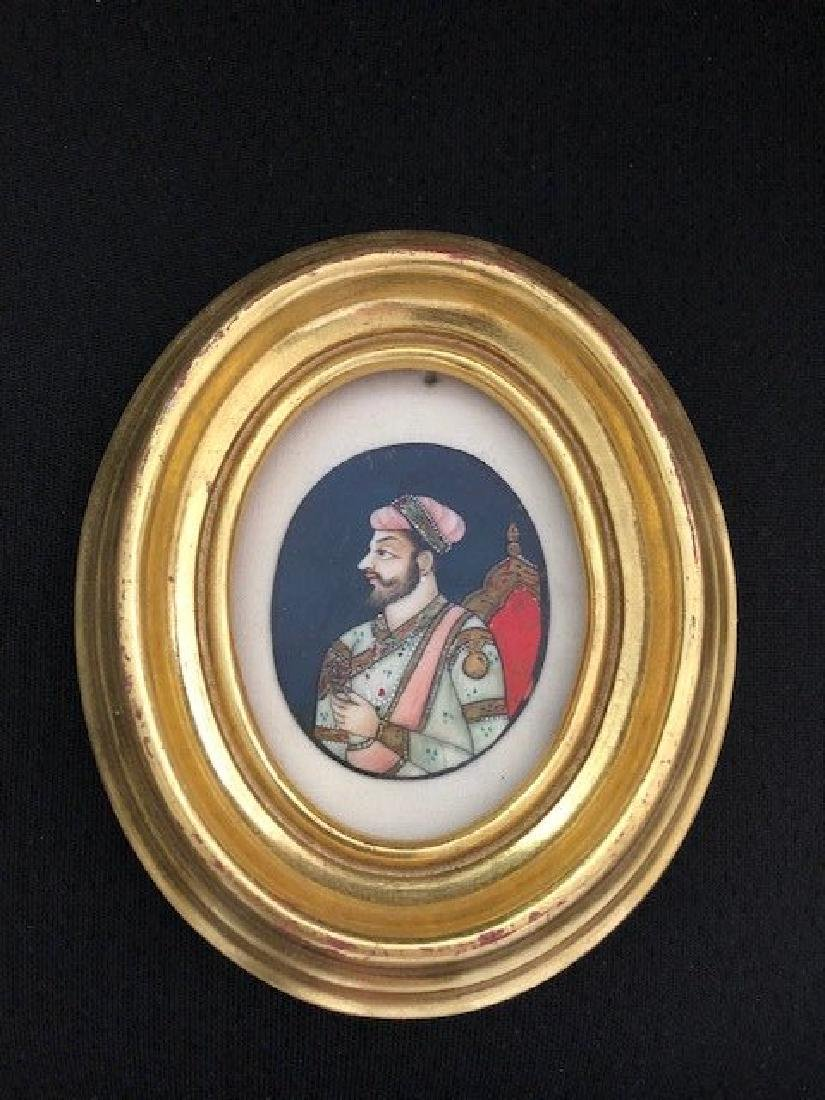 Mughal  Portrait