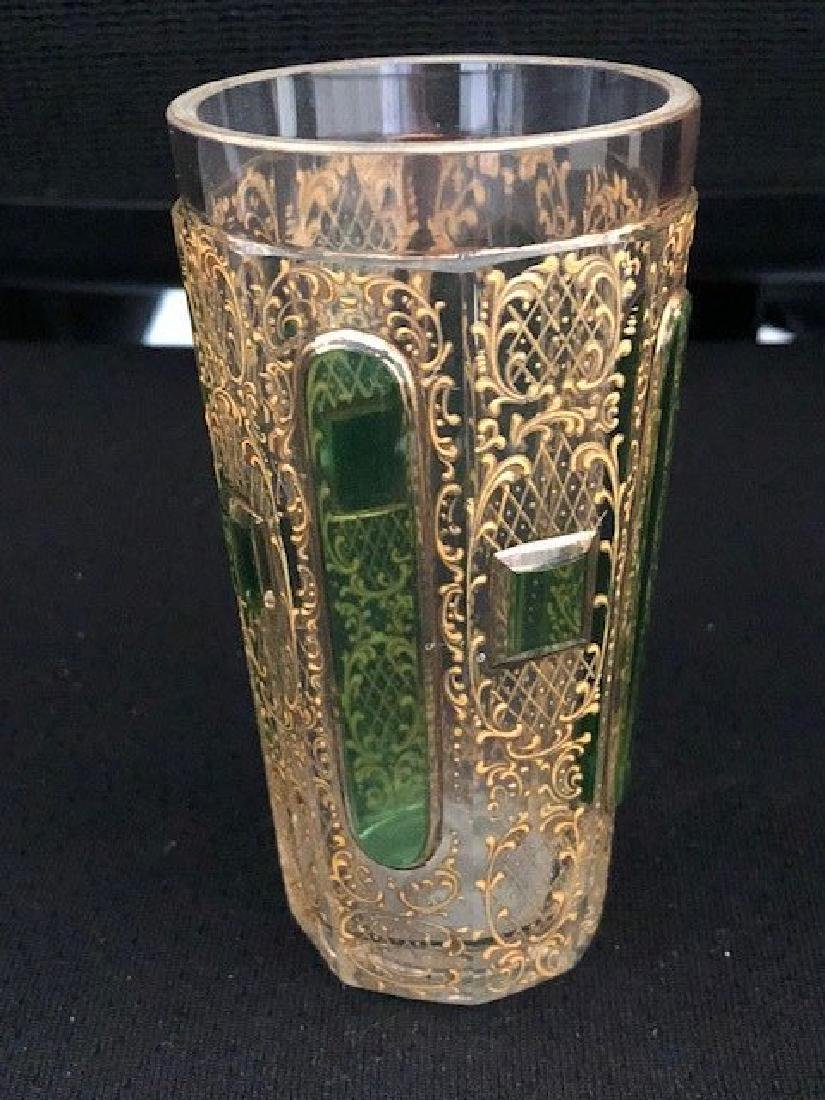 Moser Glass Beaker