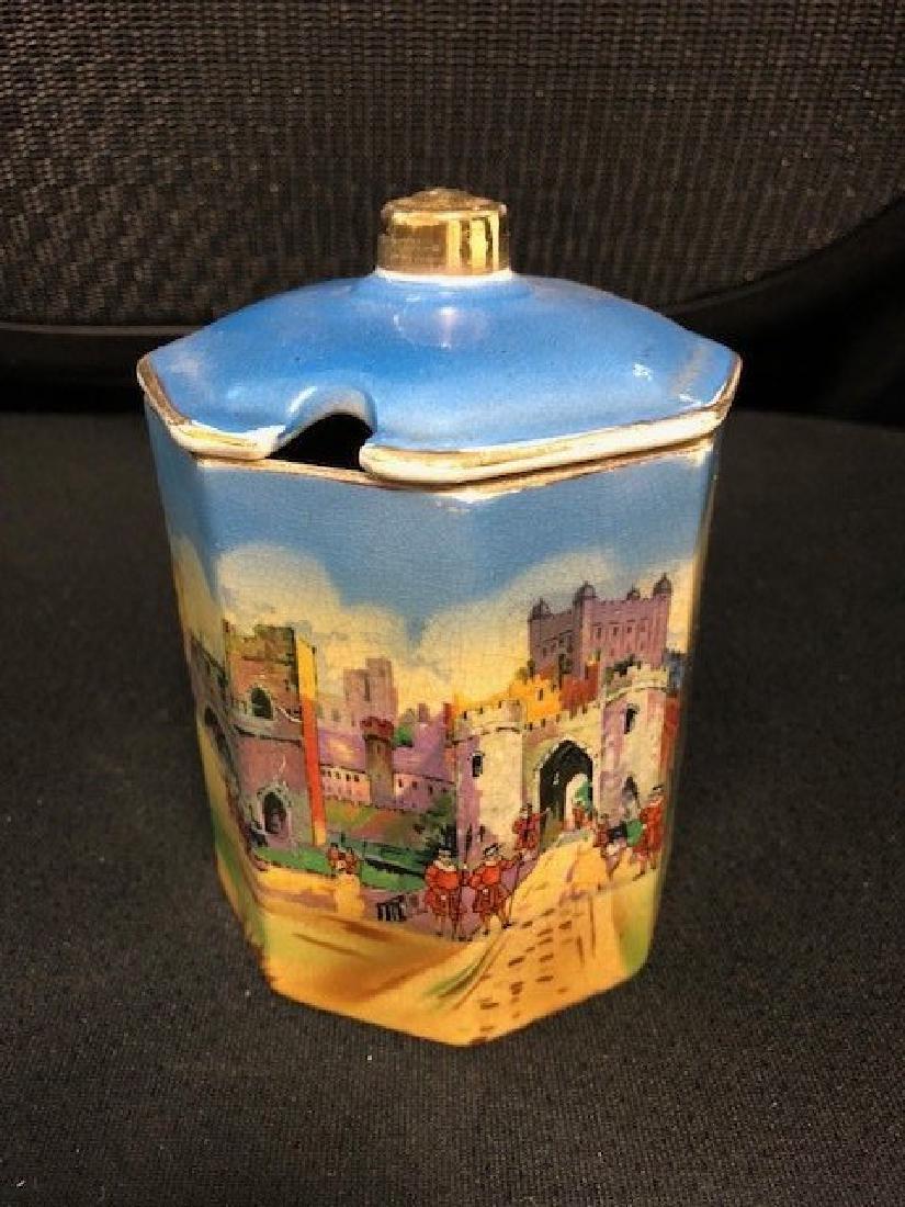 Sugar Jar for European market