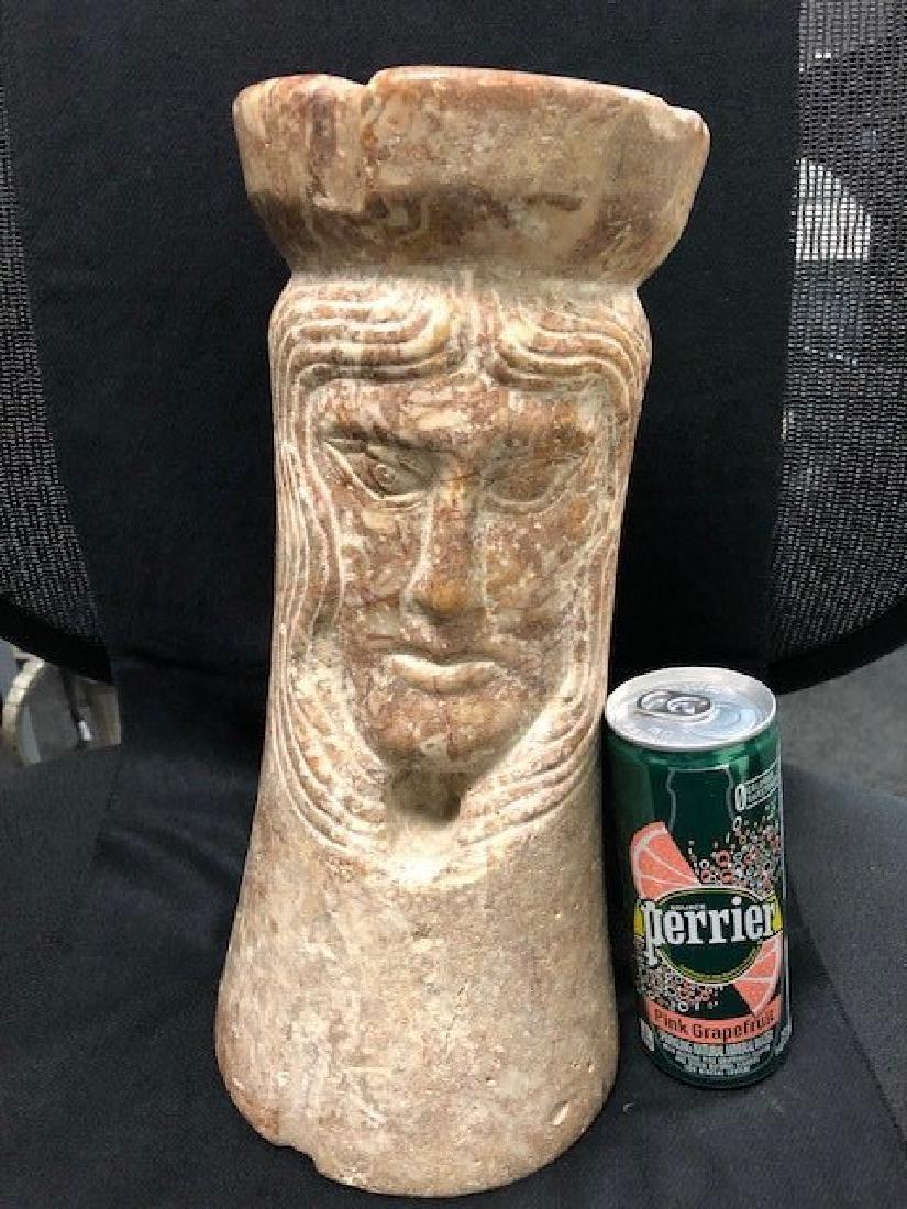 Large carved Stone Islamic - 2