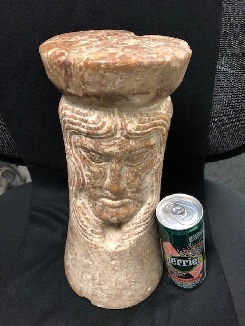 Large carved Stone Islamic - 3