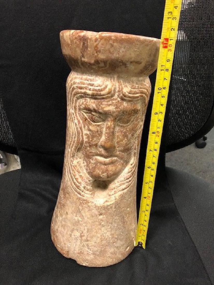 Large carved Stone Islamic - 4
