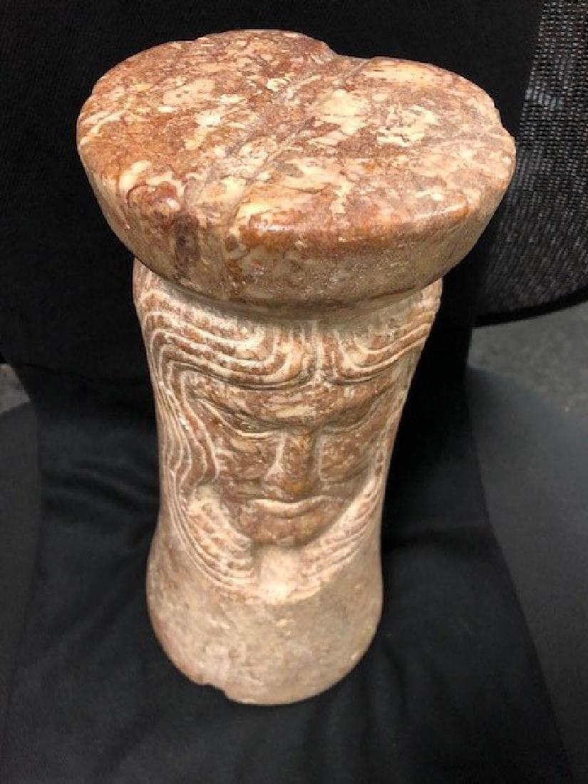 Large carved Stone Islamic - 5