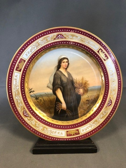 Vienna plate.