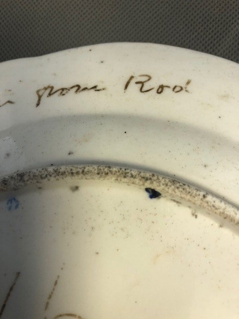 Sevres plate - 3