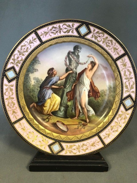 Sevres plate 25 cm