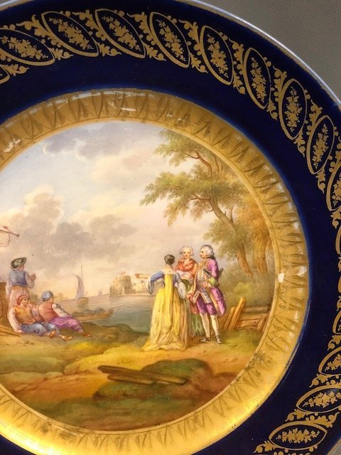 French plate - 2