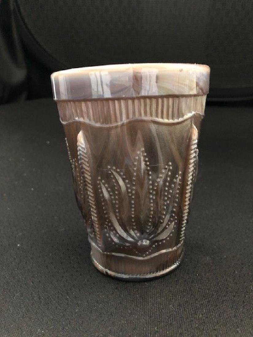 Bohemian Glass cup