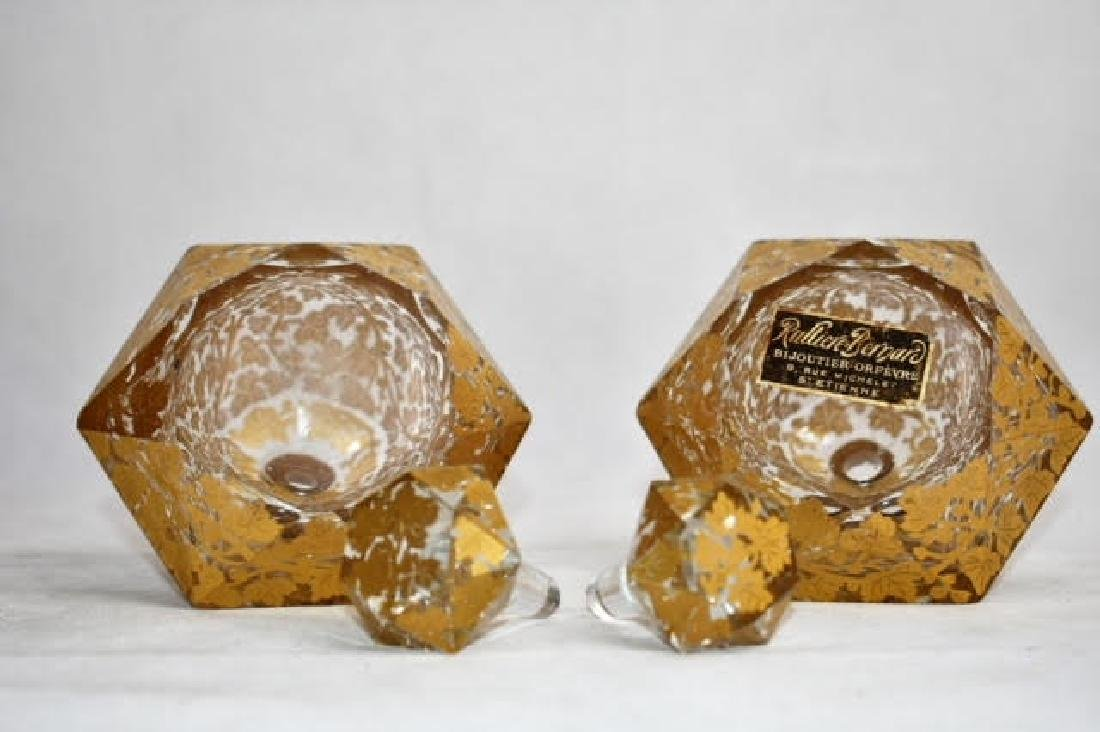 pair of French bottles - 3