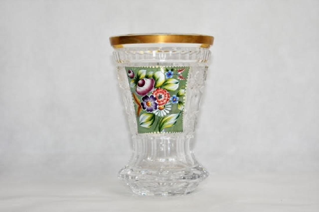 bohemian beaker 14 cm