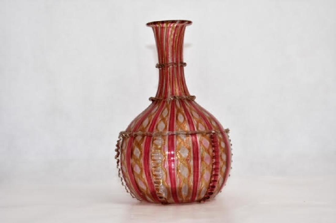 Venetian bottle. 15 cm