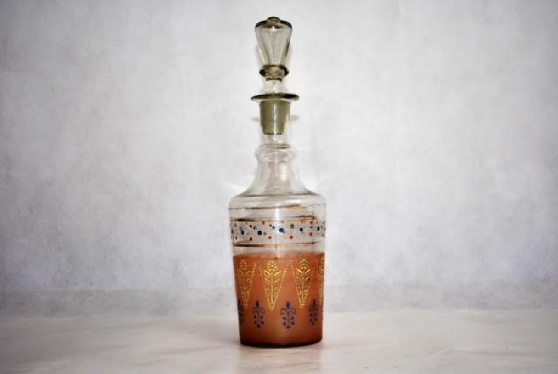 Venetian bottle 25 cm