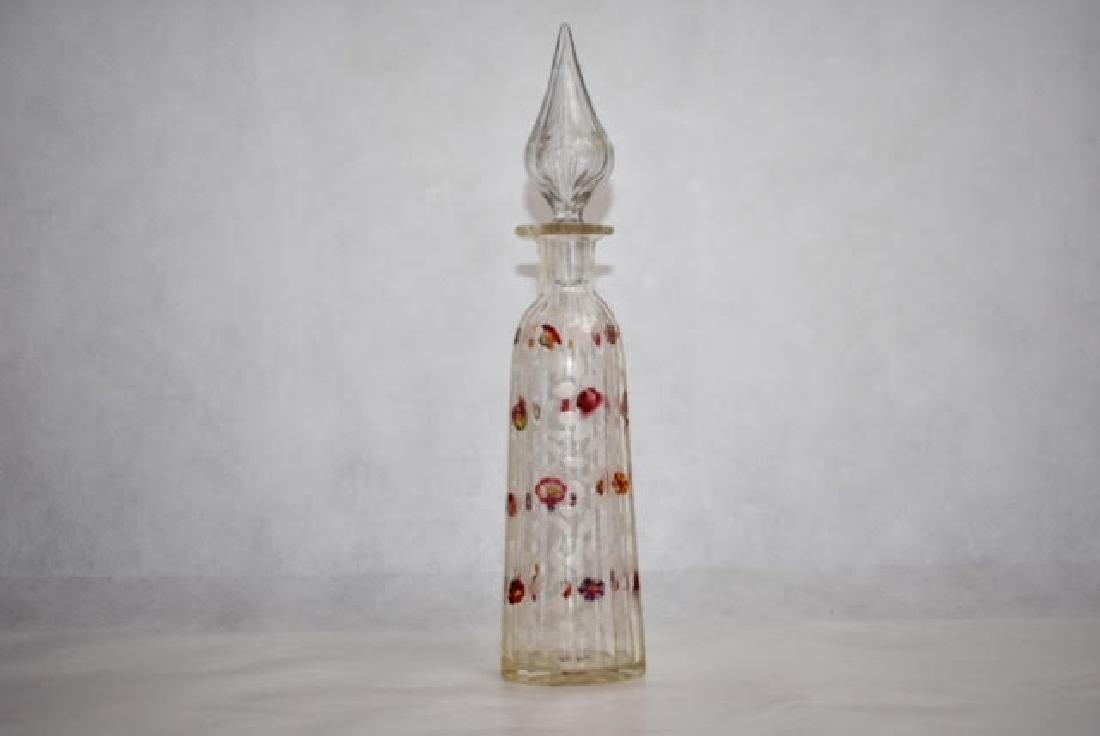 bohemian bottle 26 cm