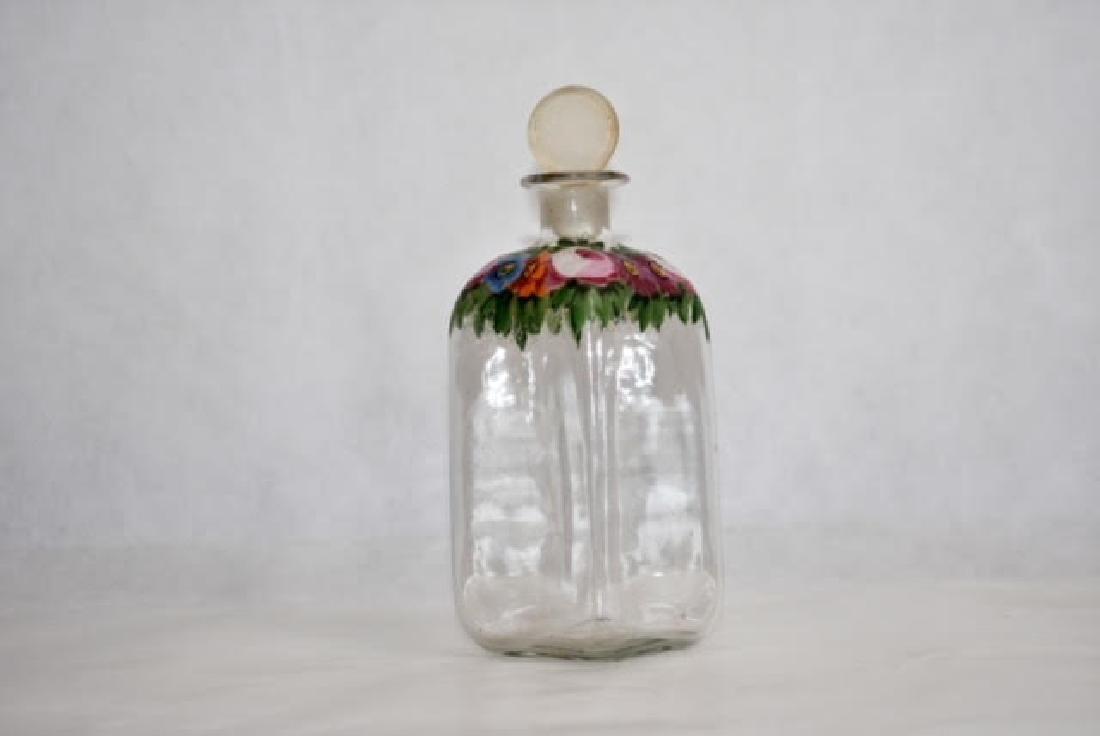 bohemian bottle 17 cm - 3
