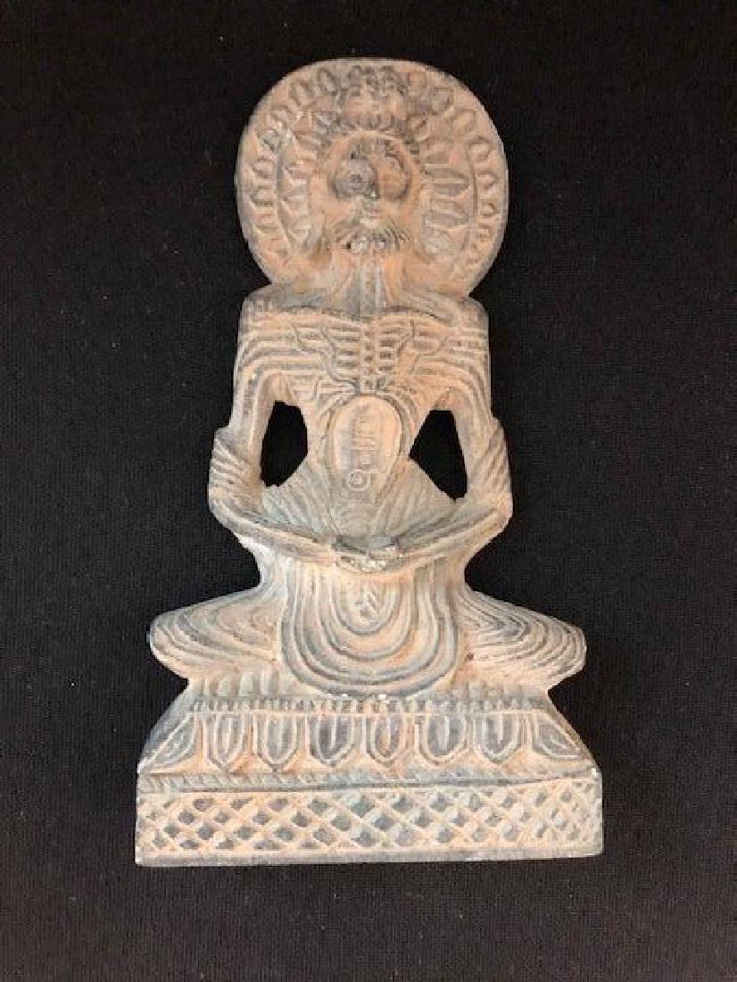 Skeleton Idol, stone