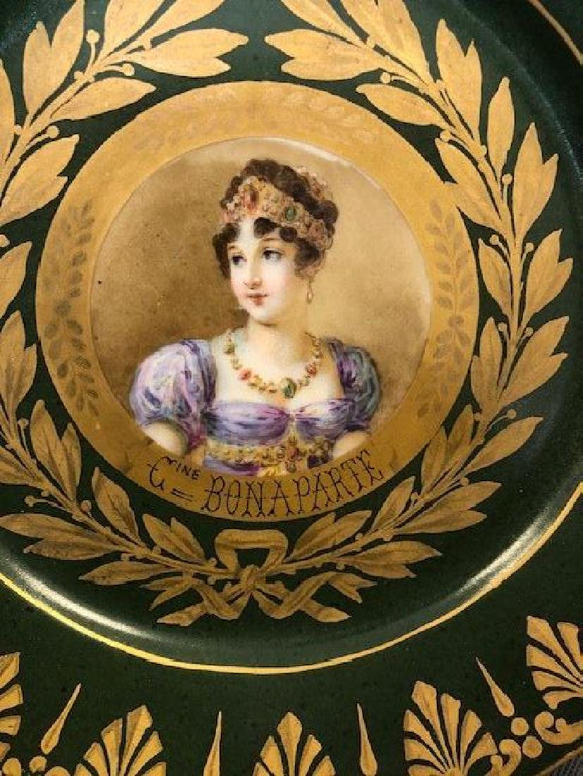 Sevres plate - 2
