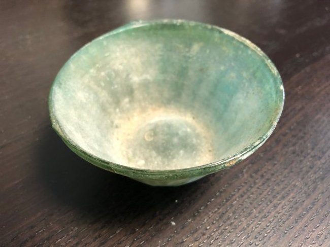 Ancient Glass Bowl - 2