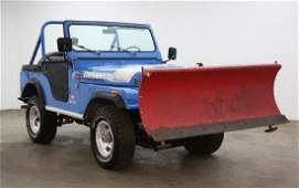 1976 Jeep CJ5 Levis Edition with V8