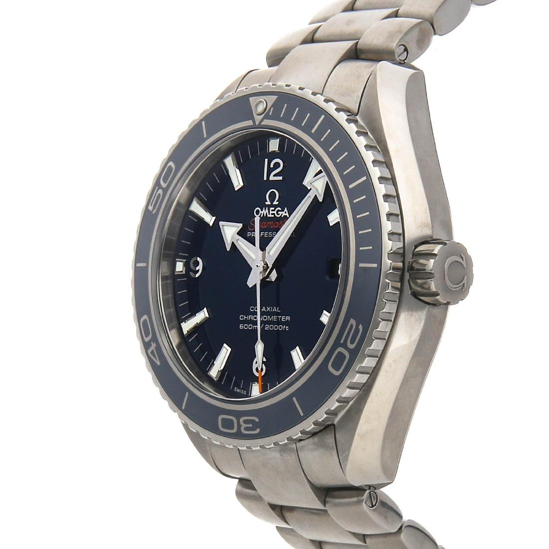 OMEGA SEAMASTER PLANET OCEAN 600M CO-AXIAL - 2