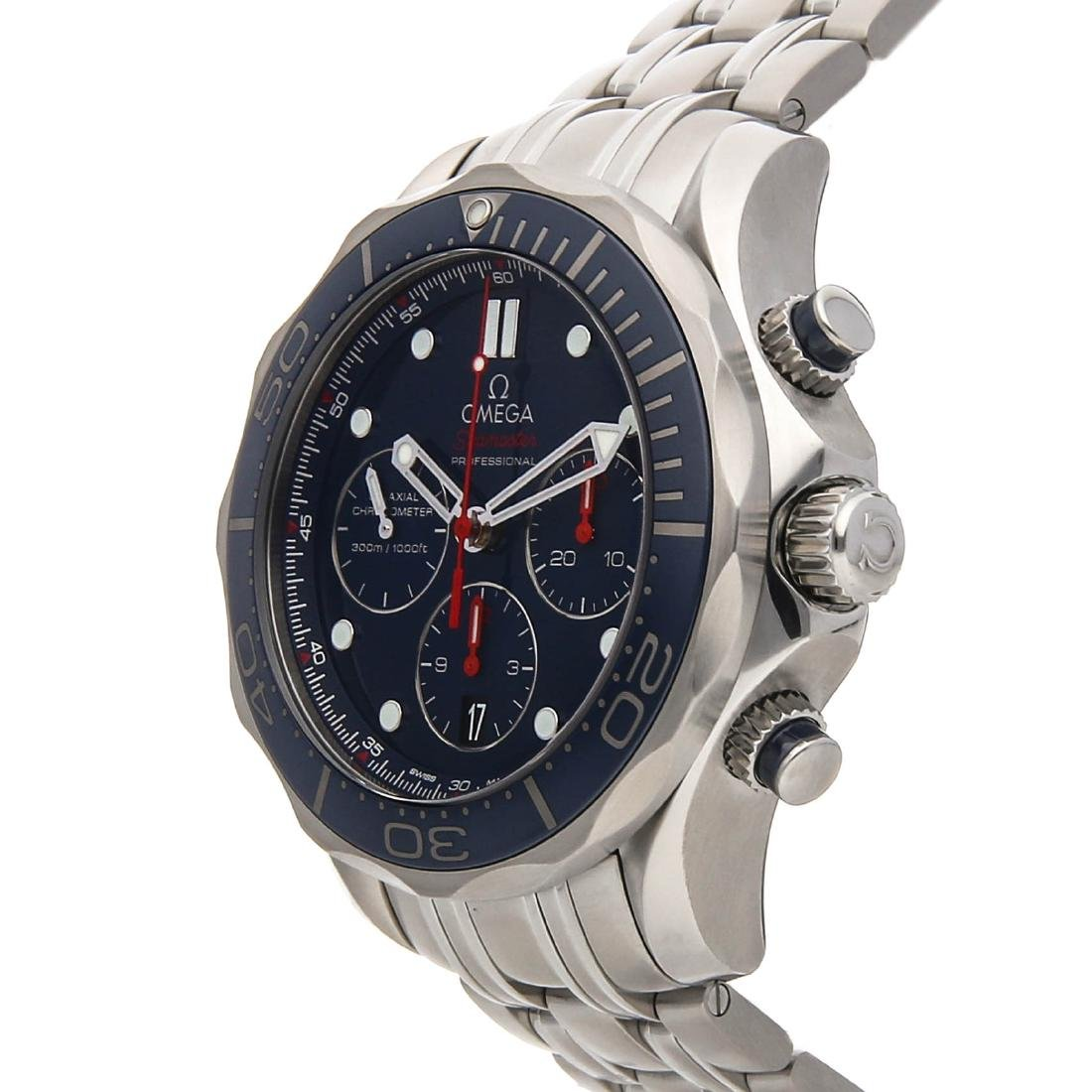 OMEGA SEAMASTER DIVER 300M CO-AXIAL CHRONOGRAPH - 2
