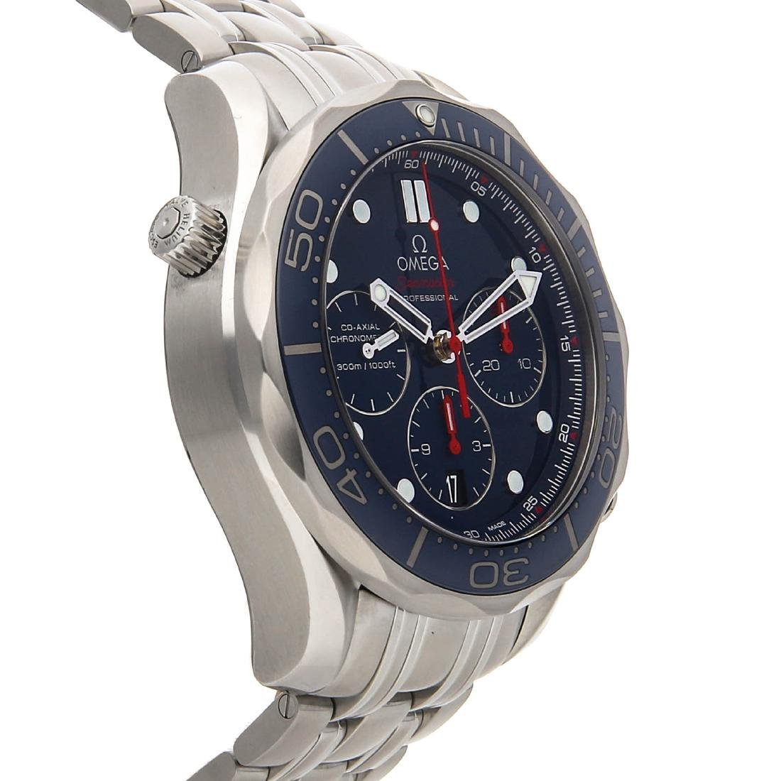 OMEGA SEAMASTER DIVER 300M CO-AXIAL CHRONOGRAPH - 3
