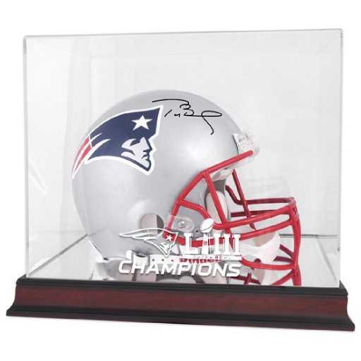 Tom Brady New England Patriots Autographed Riddell 2eda64abd