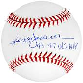 Reggie Jackson New York Yankees Autographed Baseball