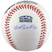 Brock Holt Boston Red Sox 2018 MLB World Series