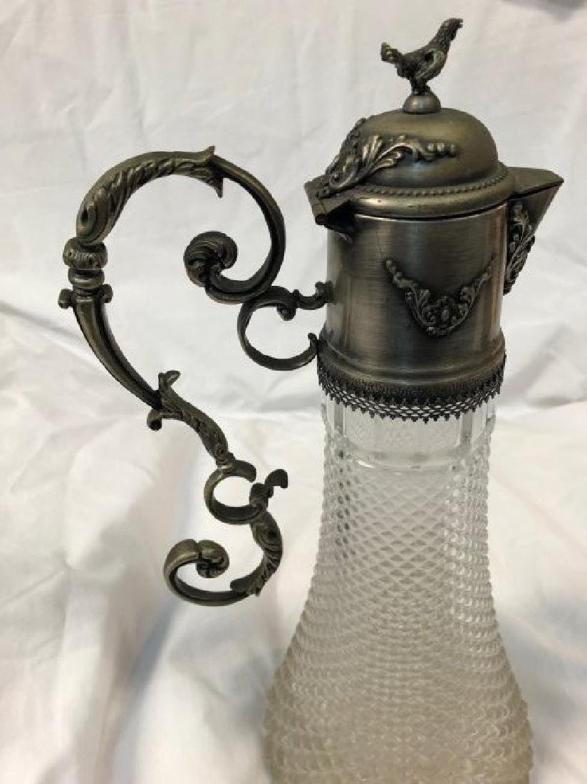 Pitcher with handle - 2
