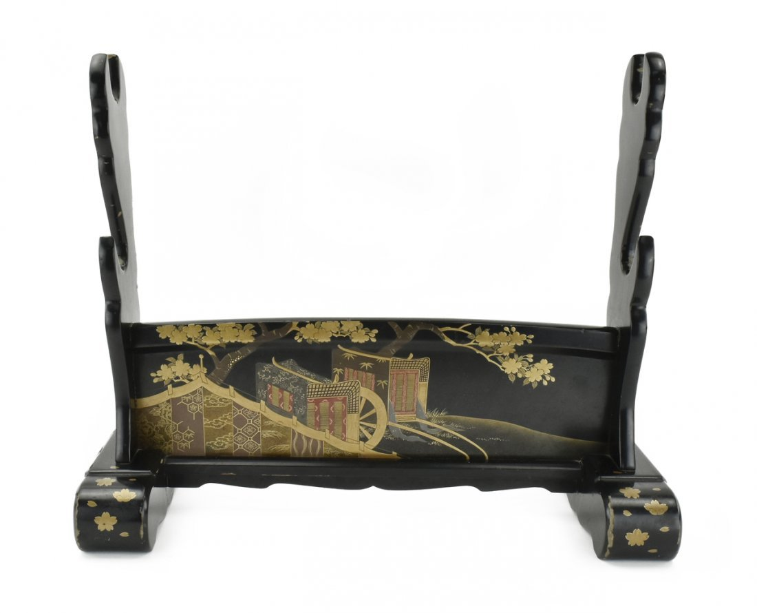 Japanese Sword Stand for Dai-Sho