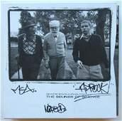 Beastie Boys Autographed LIMITED LE Vinyl Record Album