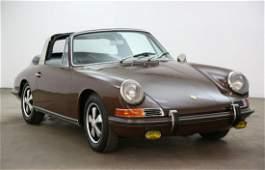 1968 Porsche 911L Soft Window Targa