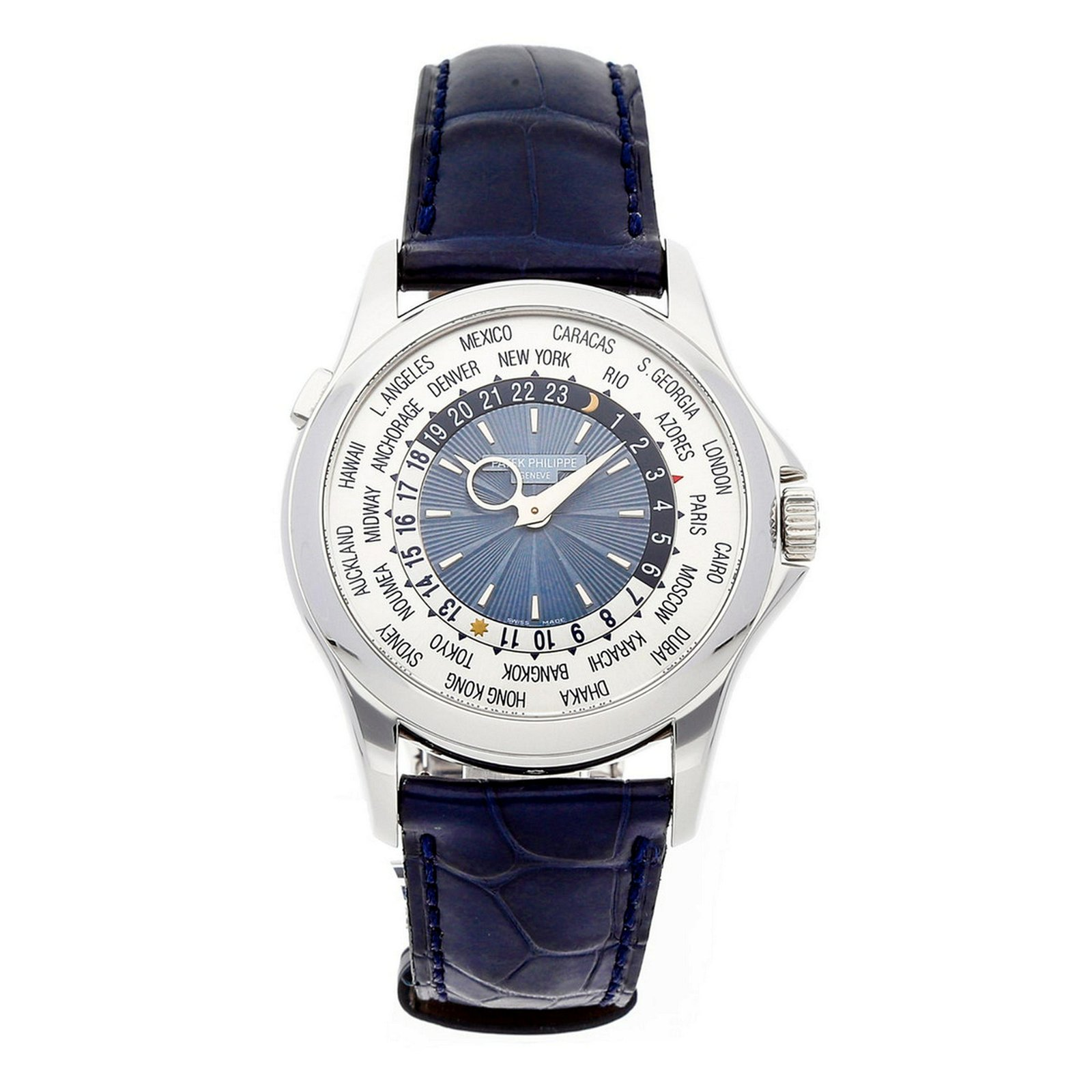Patek Philippe Complications World Time