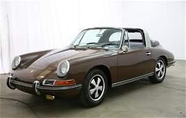 Porsche 911L Soft Window Targa