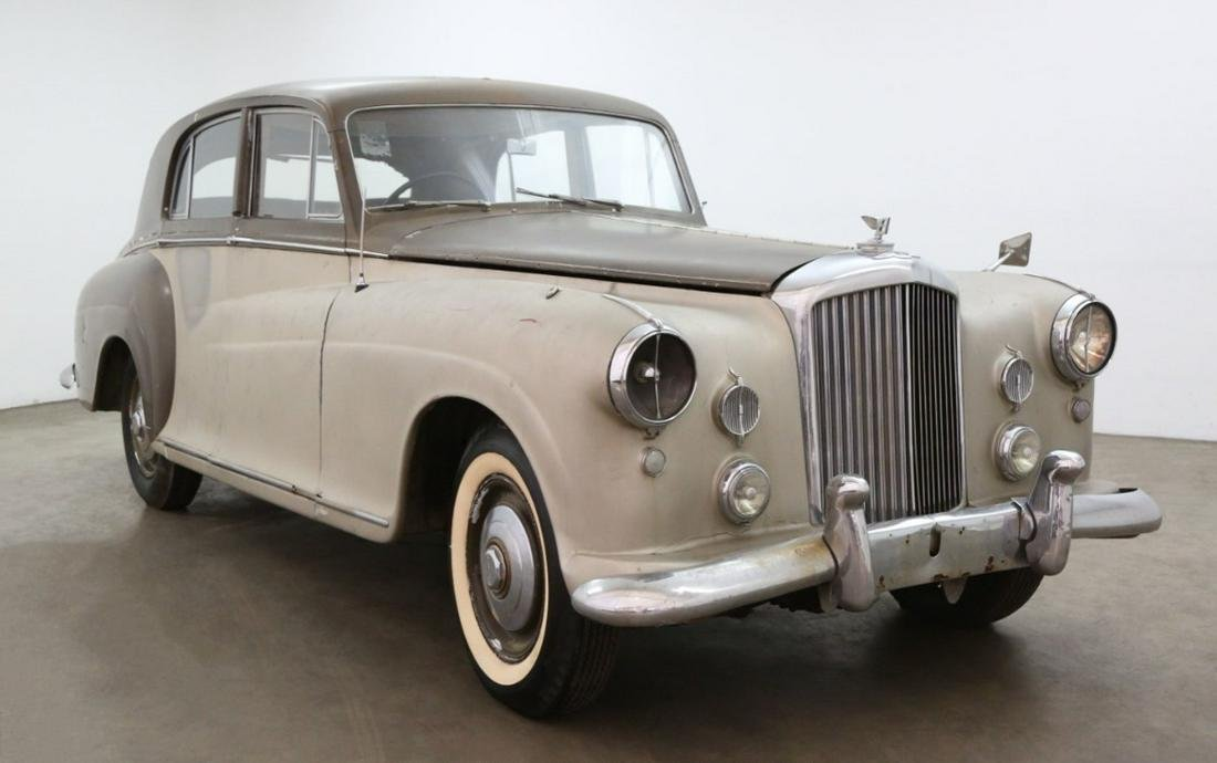 Bentley R-Type Coach Built By James Young