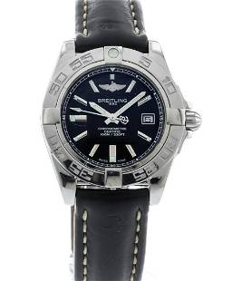 BREITLING GALACTIC 32 A71356L2 WOMENS WATCH
