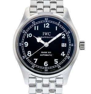 IWC PILOT MARK XVI TRIBUTE TO JAPAN LIMITED EDITION
