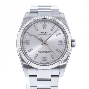 ROLEX OYSTER PERPETUAL 116034 UNISEX WATCH