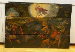 The Conversion of Saint Paul Oil Painting