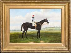 "Race Horse ""Dutch Oven"" Jock Fred Archer"