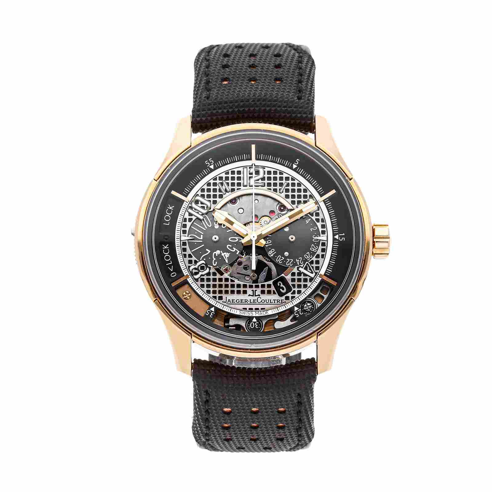 Jaeger-LeCoultre Amvox 2 Grand Chronograph Limited
