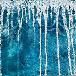 Icicles Painting