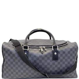 Louis Vuitton Damier Graphite Roadster 50 City With