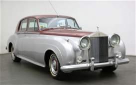 Rolls Royce Silver Cloud I Left-Hand Drive