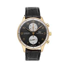 IWC Portugieser Chronograph Jackie Chan Charitable