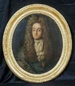 Portrait of Mr. Christopher Sanderson II Oil Painting