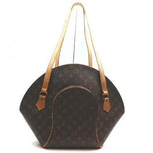 Louis Vuitton Monogram Ellipse GM Shopping Bowler