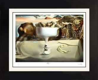After Salvador Dali (1904-1989 Spanish) Lithograph