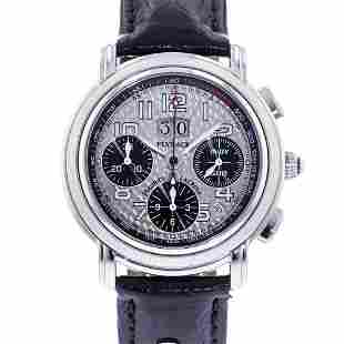 Maurice Lacroix Flyback Annuaire