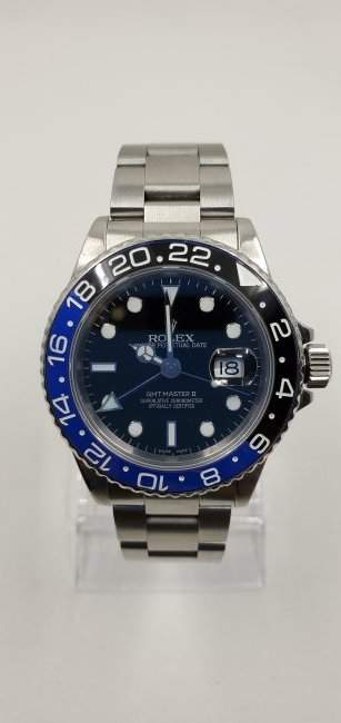 Custom Rolex GMT Master II